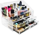 Sorbus 4 Drawer Makeup Storage Organizer