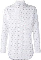 Thom Browne printed shirt - men - Cotton - I