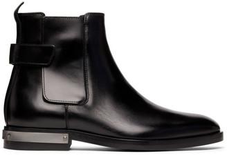 Balmain Black Pete Chelsea Boots
