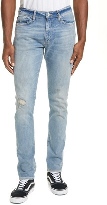 Ovadia Ripped Skinny Fit Jeans