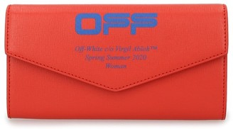 Off-White OFF wallet