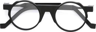 Va Va Round Frame Glasses