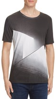 HUGO Duxor Graphic Print Tee