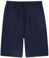 Derek Rose Basel Navy Jersey Shorts