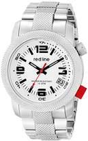 """Redline red line Men's RL-50043-22S """"Octane"""" Stainless Steel Watch"""