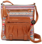 The Sak Iris Leather Crossbody