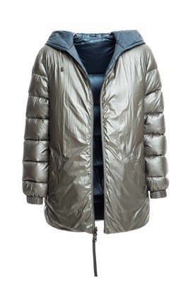 Mr & Mrs Italy Reversible Down Jacket