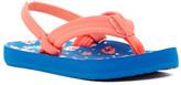 Reef Little Ahi Floral Flip Flop (Baby, Toddler, Little Kid, & Big Kid)