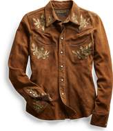 Ralph Lauren Limited-Edition Suede Shirt