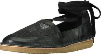 Rachel Comey Women's Frisco Espadrille Sandal Black 7 M US