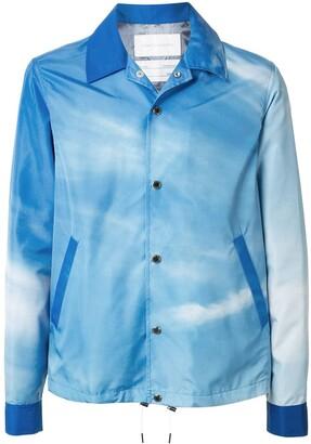 Fumito Ganryu Lightweight Shirt Jacket