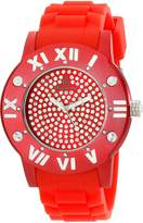 Burgmeister Women's BM165-044 Silicone Magic Analog Watch