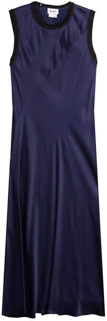 DKNY Satin Dress