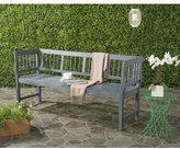 Safavieh Brentwood Outdoor Grey Bench