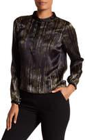 Robert Graham Kemia Print Silk Shirt