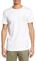 rhythm Men's 'Smooth Seas' Graphic Crewneck T-Shirt