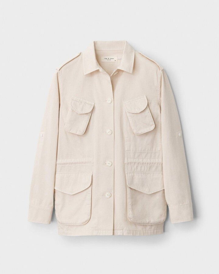 Thumbnail for your product : Rag & Bone Field ohara cotton jacket