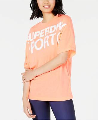 Superdry Graphic Boyfriend T-Shirt