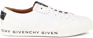 Givenchy Tennis Light logo leather sneakers