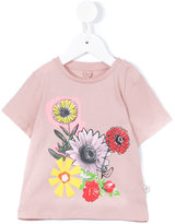 Stella McCartney floral print T-shirt