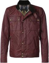 Belstaff buttoned light jacket