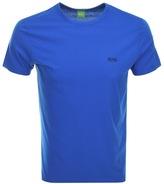 BOSS GREEN Tee T Shirt Blue