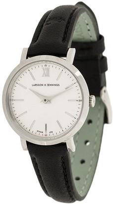 Larsson & Jennings LJXII roman dial watch
