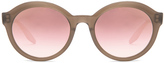 Barton Perreira for FWRD Carnaby Sunglasses in Brown.