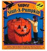 SUNHILL INDUSTRIES-IMPORT Super Stuff-A-Pumpkin Yard Leaf Bag, 45 x 48-In.