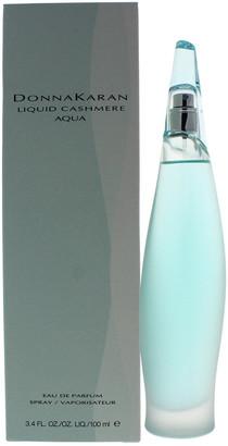 Donna Karan Women's 3.4Oz Liquid Cashmere Aqua Eau De Parfum Spray