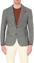 Oliver Spencer Brookes Textured Wool Jacket