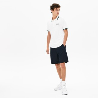 Lacoste Men's Heritage Badge Polo Shirt