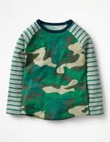 Boden Raglan T-shirt