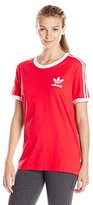 adidas Women's 3 Stripes Tee