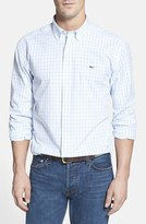 Vineyard Vines Men's 'Whale' Classic Fit Tattersall Check Sport Shirt