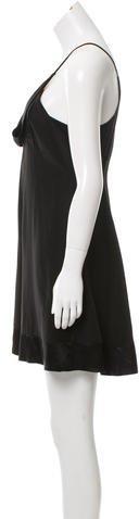 Faith Connexion Silk Mini Dress