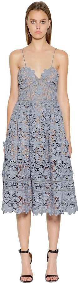Self-Portrait Azaelea Lace Dress