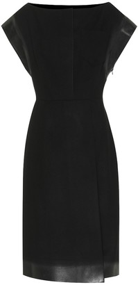 Prada Wool-blend dress