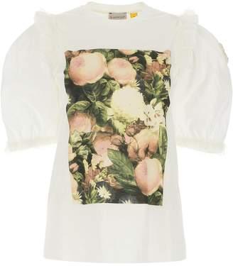 MONCLER GENIUS Moncler X Simone Rocha Graphic Print T-Shirt