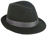 Christys' Henley Trilby Hat, Green