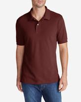 Eddie Bauer Men's Field Short-Sleeve Polo Shirt - Slim Fit