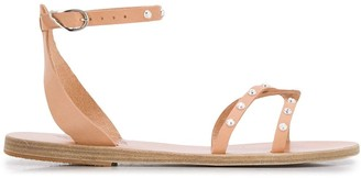 Ancient Greek Sandals Koufonisi studded sandals