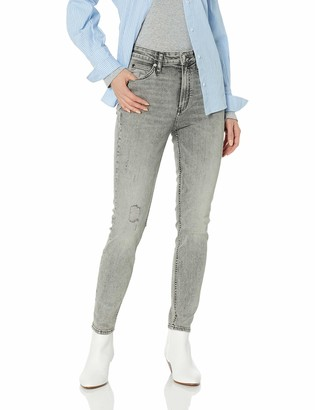 Calvin Klein Women's High Rise Skinny Fit Jeans
