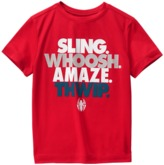 Crazy 8 Spiderman Active Tee