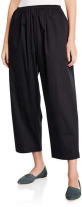 eskandar Extrafine Cotton Japanese Trousers