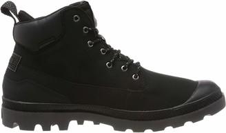 Palladium Unisex Adults 76172 Boots Black Size: 6.5 UK