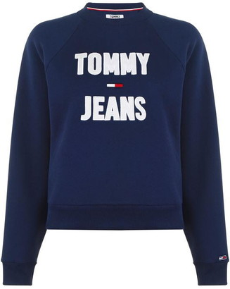 Tommy Jeans Raglan Jumper