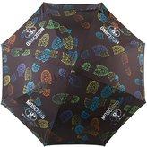 Moschino boot print umbrella