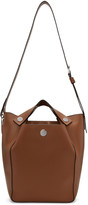 3.1 Phillip Lim Brown Large Dolly Tote