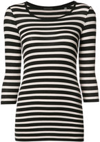 ATM Anthony Thomas Melillo three-quarter sleeve T-shirt - women - Spandex/Elastane/Micromodal - S